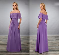 2020 Vintage Boho Purple Bridesmaids Dresses Off The Shoulder Chiffon Empire Waist Ruched Cheap Wedding Bridesmaid Prom Evening Party Dress Brown Bridesmaid Dress Cadbury Purple Bridesmaid Dress From Stunningdress88, $61.81| DHgate.Com Cadbury Purple Bridesmaid Dresses, Wedding Bridesmaids, Wedding Dresses, Evening Party, Off The Shoulder, Empire, Party Dress, Chiffon, Prom