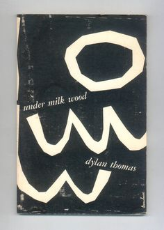 Dylan Thomas, Under Milk Wood Vintage 1970s Paperback Poetry Book from New Directions Great Welsh Poet