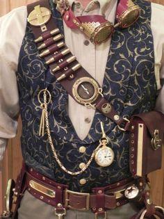 The Steampunk Empire is a social network Steampunk Couture, Steampunk Fashion, Victorian Steampunk, Victorian Fashion, Steampunk Mechanic, Costume Ideas, Costumes, Retro Futuristic, Next Clothes
