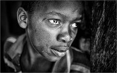 Emerging Photographers, Best Photo of the Day in Emphoka by Maurizio Peddis | Títle: Ragazzo in un villaggio di Zanzibar