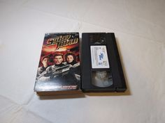 Starship Troopers (VHS, 1998, Closed captioned) tape Star Ship Paul Veerhoeven
