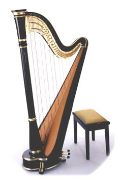 Just a random link with image to remind me that I would like Harp music at my wedding