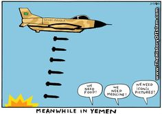 Saudi mass bombing Yemen