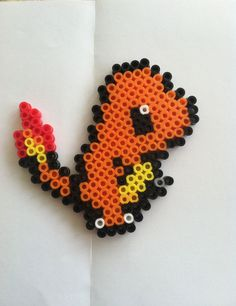 Perler  Bead Pokemon by PerlerPaws on Etsy, $5.00