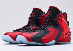 nike lil penny posite university red Nike Lil Penny Posite University Red Release Date Buy Shoes, Me Too Shoes, Nike Shoes, Sneakers Nike, Nike Presents, Baskets, Shoe Deals, Sneaker Release, Retro Sneakers