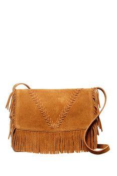 1ddc804bc05c Jessa Suede Fringe Handbag Fringe Handbags