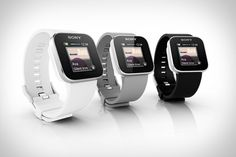 The Sony SmartWatch ($150) is just the latest example. Sporting a 1.3-inch OLED touchscreen display, Bluetooth 3.0, and four days of battery life, this sleek, square-ish watch connects to your Android phone, giving you the ability to read texts and emails, receive Facebook and Twitter updates, initiate and answer calls, control music playback, and run apps optimized for the small screen from Google Play
