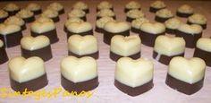 Σοκολατάκια με φουντούκι
