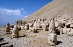 Nemrut Dağı / Mount Nemrut, Turkey