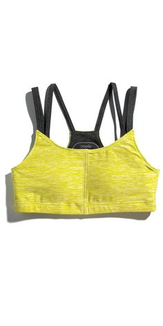 Medium-Impact: Oiselle Lux Verrazano - There's a flattering (and well fitting) sports bra for every body type. After rigorous testing, here are Health's picks for the best sports bras of the year.