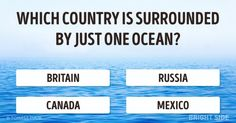 This interesting test will show how well you know basic geography