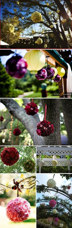 Great Ideas for Decorating with Pomanders (from water to centerpieces)