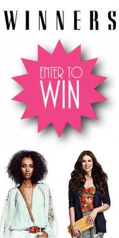 #Win a $1000 Shopping Spree with #Winners #Fashion #Savings