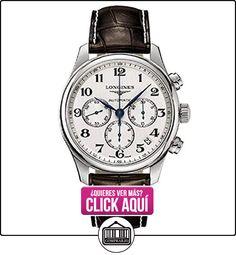 Longines L26934783_wt Reloj de pulsera para hombre  ✿ Relojes para hombre - (Lujo) ✿ ▬► Ver oferta: http://comprar.io/goto/B009I583GQ