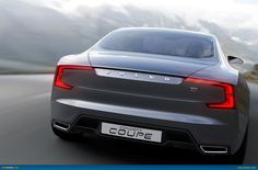Another shot! Volvo Concept Coupe #Volvo #Cars