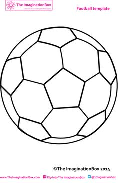 Kids Soccer Football Printables And Activities