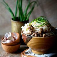 Somen noodles w/Sweet Soy-Ginger Sauce -Takashi's Noodles Cookbook