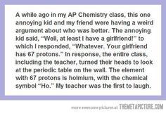 ah ha ha ha ha! that's awesome