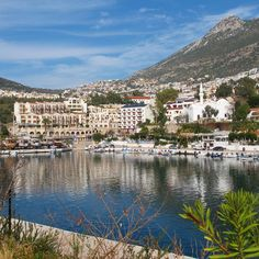 Things to do in Kalkan Turkey and travel from Oludeniz and Fethiye to Kalkan resort. Kalkan Turkey, Antalya, Places To Go, Things To Do, River, Explore, Beach, Outdoor, Things To Make