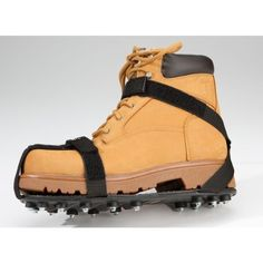 STABILicers Maxx Ice Cleats  Price : $49.95 http://www.fuelforadventure.com/32north-STABILicers-Maxx-Ice-Cleats/dp/B00ADWPZ3M