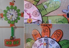 """Lucía García Martínez maestra de Educación Infantil en el C.P.R. """"El Pinar"""" de Pinos del Valle (Granada) y colaboradora en Actiludis,ha compartido a través del Facebook ABN ha compartido un reloj analógico y digital que ha creado parala resolución de problemas de tiempo en EducaciónPrimaria. En los archivos encontraréis la …"""