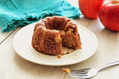 Apple Walnut Spice Cake | Homan at Home