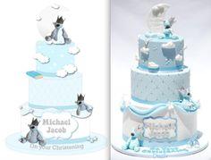 Christening Cake by Royal Bakery