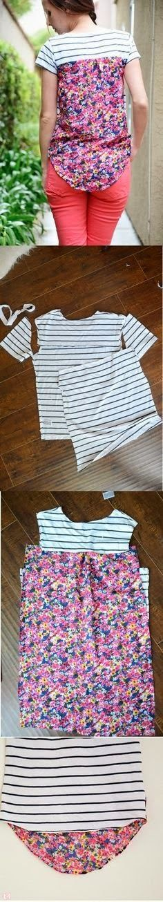 Very cool DIY Clothing Ideas 2014