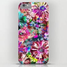 Flower carpet(2). iPhone & iPod Case http://society6.com/product/flower-carpet2_iphone-case#9=376&52=377