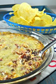 The Food Hussy!: Recipe: #DoUsAFlavor with the Lay's brand and my delicious Reuben Dip