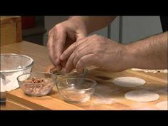 The Premier Online Cooking Tips and Recipes Video Resource - Part 4 Egg Recipes, Pasta Recipes, Premier Online, Ravioli Recipe, Great Videos, Recipe Using, Food Videos, Cooking Tips, Eggs