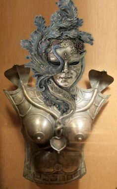 I want to make a mask like this. :)