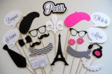 Photo Booth Props & Signs -  Decorations