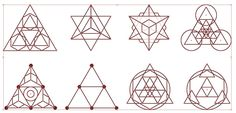 Pix For > Sacred Geometry Triangle Meaning
