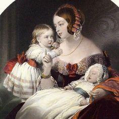 1st child of queen victoria 1819 1901 prince albert 1819 1861 wife of frederick iii. Black Bedroom Furniture Sets. Home Design Ideas