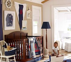 Vintage Nautical Flags | Pottery Barn Kids