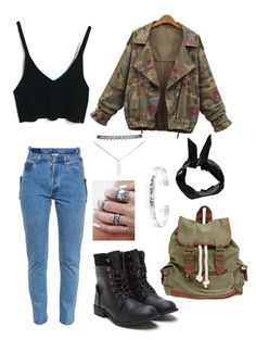Untitled #31 by jessicamallot on Polyvore featuring polyvore, beauty, Boohoo, Wet Seal, Disney and Vetements