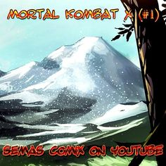 Comics Mortal Kombat X (1_3) -  See on YouTube (SeMAs CoMIX).