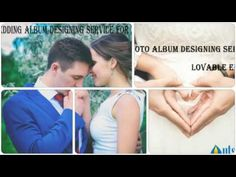Album Designing Service for your personal photography
