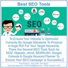 Best Seo Tools, Keyword Planner