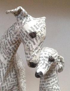 Мобильный LiveInternet Бумажные скульптуры Lorraine Corrigan | луида - Дневничок для моих друзей и гостей . |