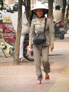 walking in #HoChiMinhCity