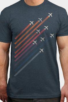 Aerial Acrobat T Shirt. #t-shirt