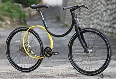Curios bicycle