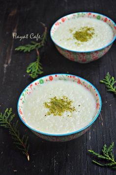 Easy Rice Pudding Recipe and Making - Simple Recipes for Life Cafe - Suppe - Turkish Pudding Recipes, Rice Recipes, Easy Rice Pudding, Turkish Recipes, Ethnic Recipes, Turkish Sweets, Turkish Kitchen, Freundlich, Healthy Baking