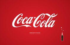 Coca Cola Brand Equity Book  Brand book for Design Communication Class