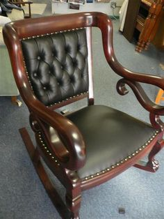 Antique Rocking Chair   If I Only Had Room For It!