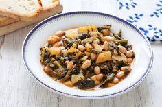 Zuppa di cavolo nero ricetta