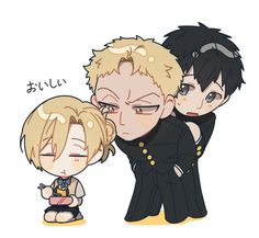 Attack On Titan Comic, Attack On Titan Ships, Attack On Titan Fanart, Reiner And Bertholdt, Snk Annie, Eren Y Levi, Aot Characters, Cute Anime Pics, Cute Chibi