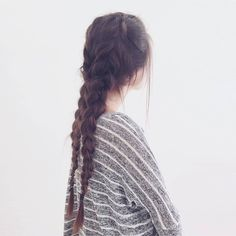 Hair Day, My Hair, Curly Hair Styles, Natural Hair Styles, Long Black Hair, Beautiful Braids, Hair Looks, Hair And Nails, Braided Hairstyles